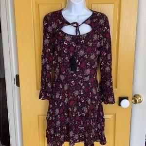 American Eagle long sleeve dress